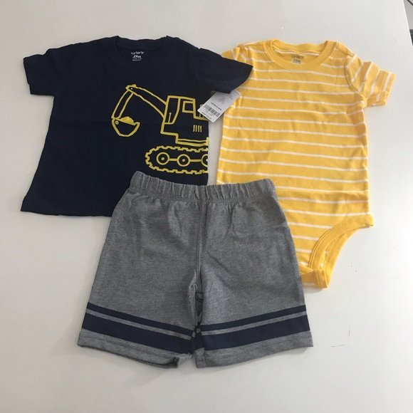 Carter S Other Carters Baby Clothing Set 3 Pieces Size 24m Poshmark
